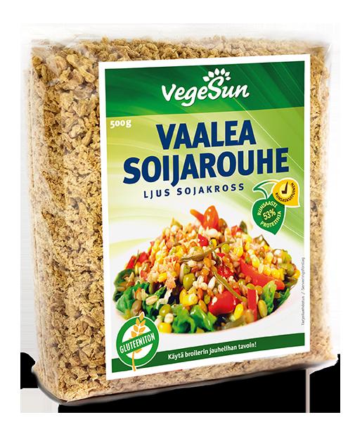 Vaalea soijarouhe 500g Gton
